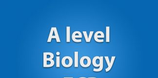 A level biology Ecr