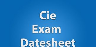 Cie date sheet 2017