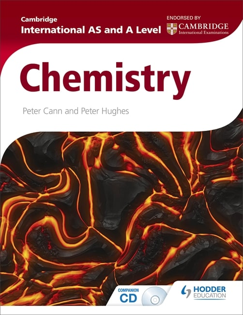 Cambridge International AS and A Level Chemistry book PDF