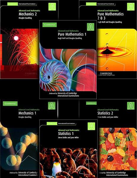 A level maths books pdf