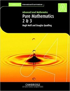 Advanced Level Mathematics Pdf