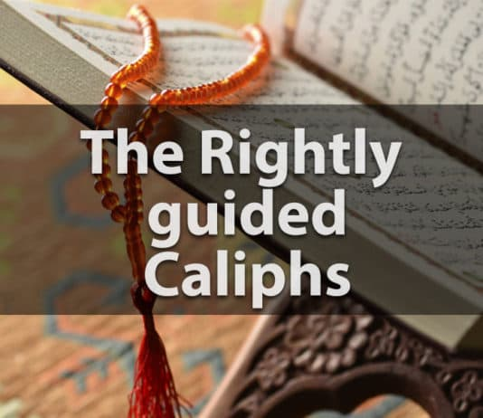 the 4 caliphs