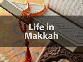 Prophet life in Makkah
