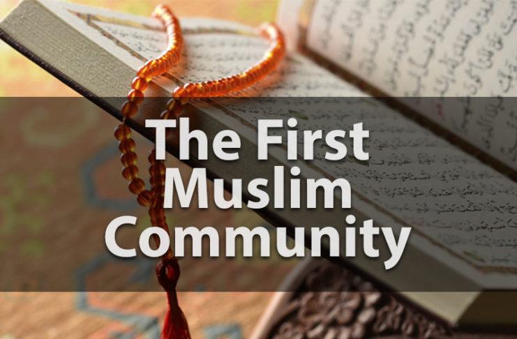 First Muslim Cmmunity