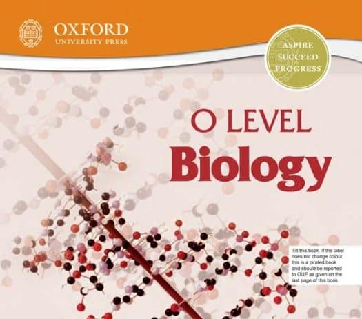 O level biology book by mary jones