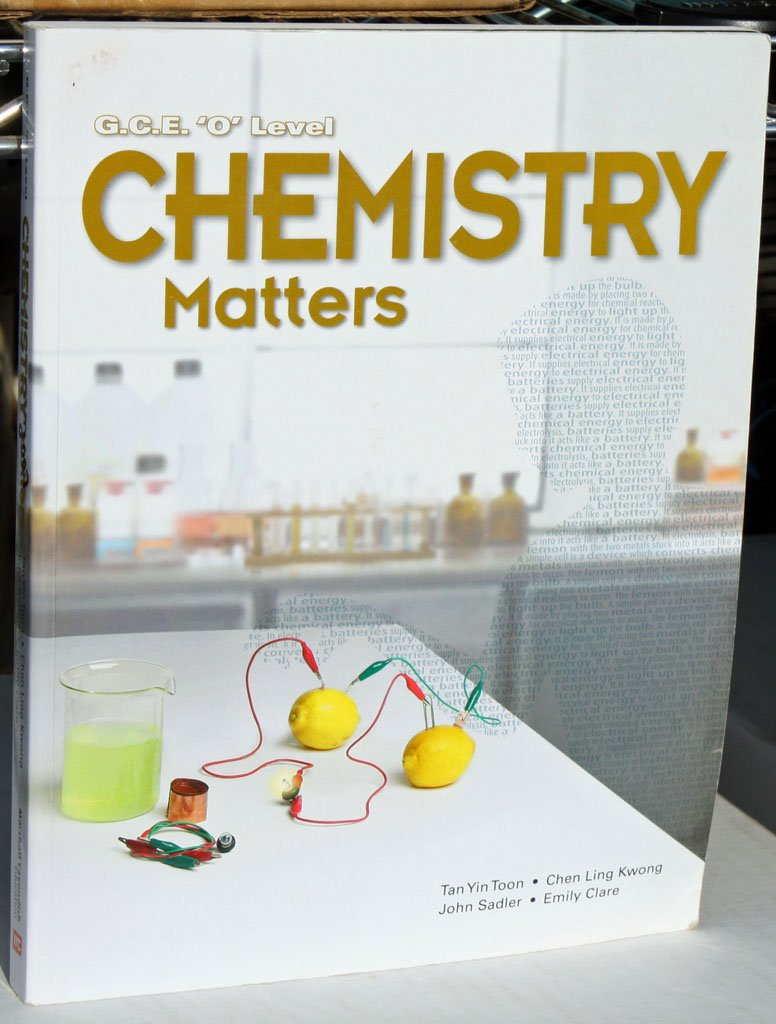 GCE O level Chemistry Book PDF free download