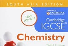 IGCSE Chemistry textbook pdf free download