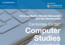 IGCSE Computer sciecne book