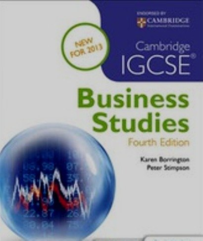 Level studies business textbook pdf a