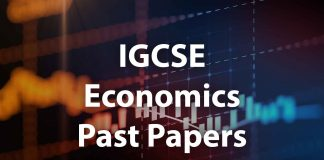GCSE Economics past papers