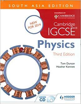 IGCSE physics book pdf