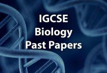 IgCSE Bio;ogy cover