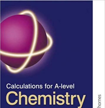 Calculation for A level chemistry