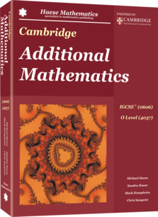 IGCSE Additional Mathematics TextBook PDF free download