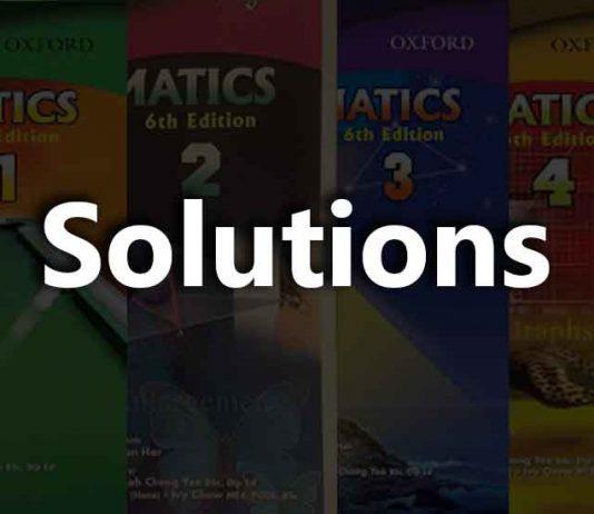 O level maths key books