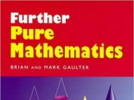 Further Pure Mathematics Book