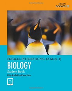 Edexel biology e book cover front
