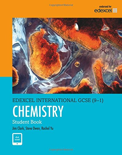 edexel chemistry book front cover