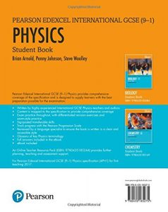 edexel physics book cover back