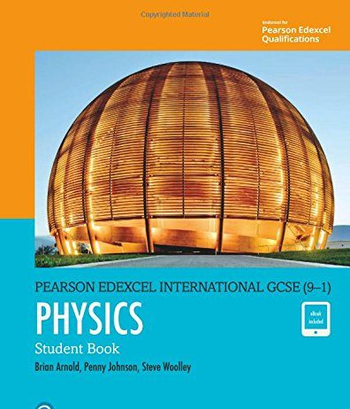 edexel physics book cover front